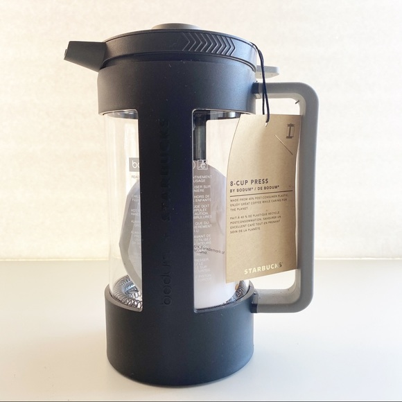 Starbucks 8 Cup French Press by Bodum® New